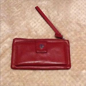 💚 Giana Bernini genuine leather wallet 💚
